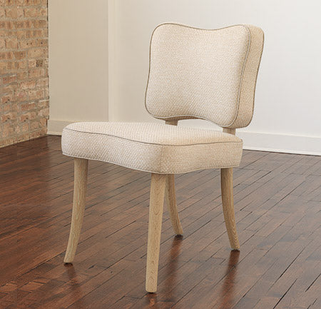 Royere Armless Dining Chair