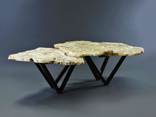 3 Tier Onyx Table