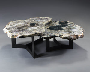 Giant Nested Agate Coffee Table