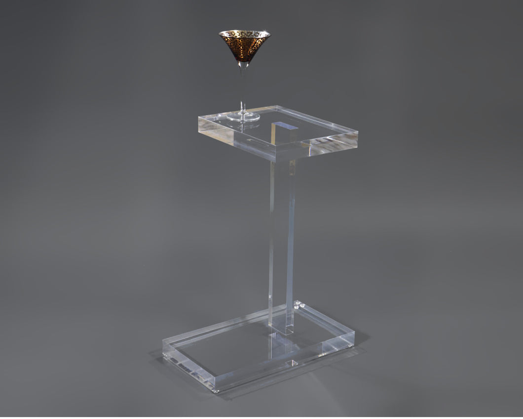 Highland Acrylic Side Table