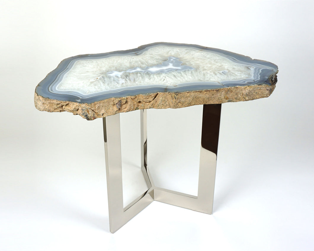 Tri-Foil Side Table