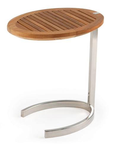 Echo Cantilever Drink Table