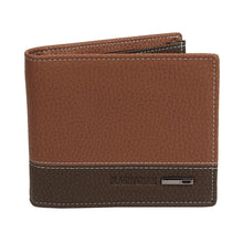 Load image into Gallery viewer, Mens Leather Bifold Wallet - KingpinOnline