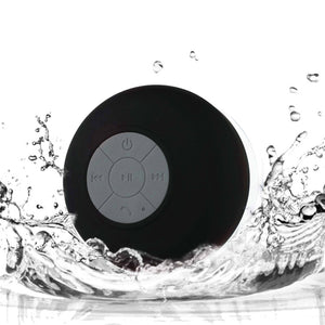 Mini Wireless Bluetooth Shower Speaker - KingpinOnline
