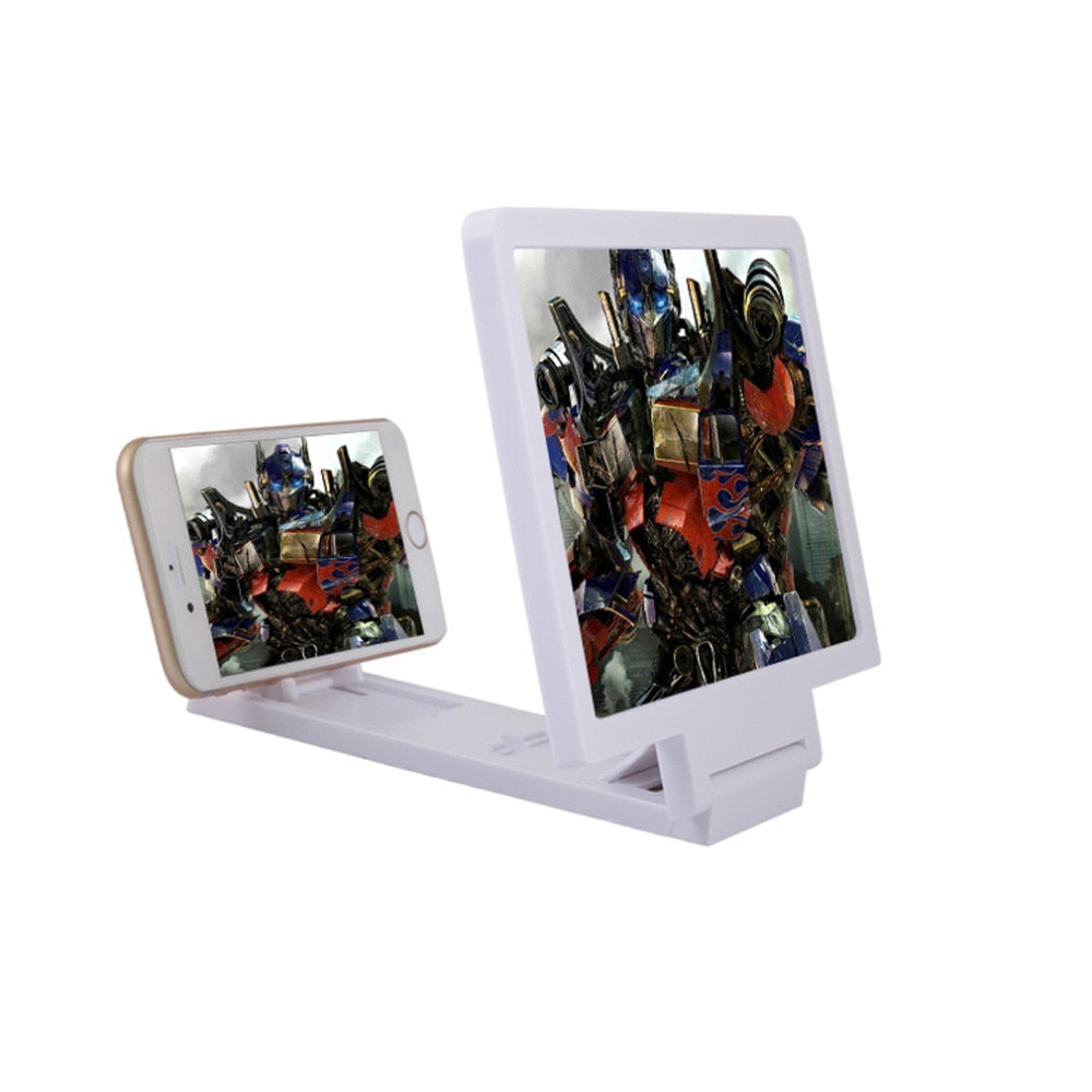 Portable 3D Phone Screen Magnifier - KingpinOnline