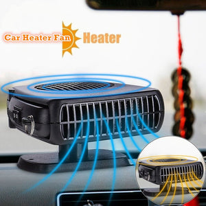 Auto Demister/Defroster 24V 150W Vehicle Cooler/Heater - KingpinOnline