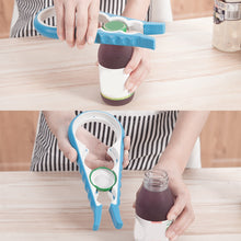 Load image into Gallery viewer, 4 in 1 Easy Bottle/Jar Opener - KingpinOnline