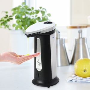 Motion Sensor Soap Dispenser - KingpinOnline