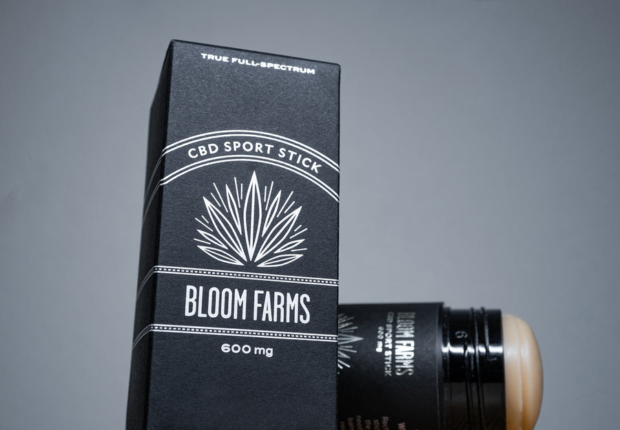 CBD Sport Stick - She's Blissed