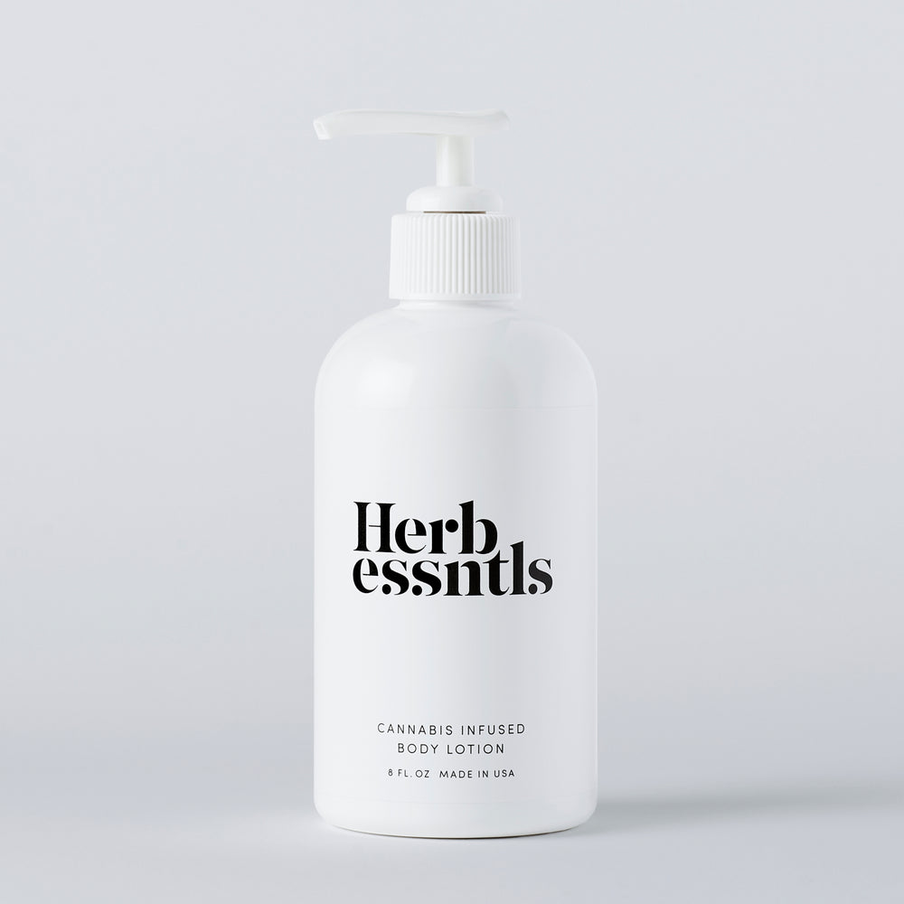 Cannabis Infused Body Lotion
