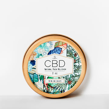 CBD Natural Pain Reliever - She's Blissed