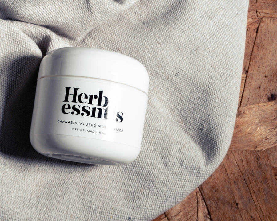 Cannabis Infused Moisturizer - She's Blissed