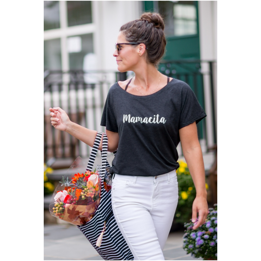 Mamacita Tee - She's Blissed