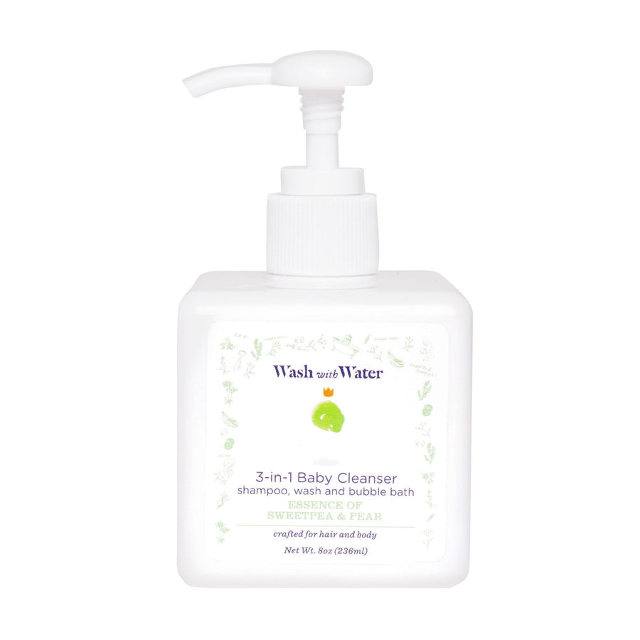 3-in-1 Sweetpea and Me Baby Cleanser - She's Blissed