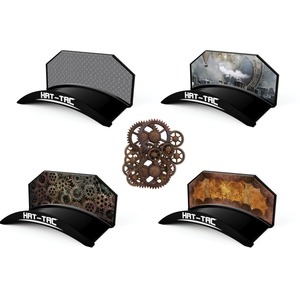 Steampunk Collection  One Of Each / Pack of 4 hat-tac.myshopify.com