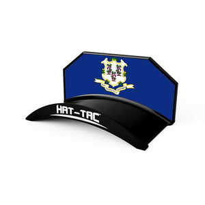 State Flag Collections  Connecticut / Individual hat-tac.myshopify.com