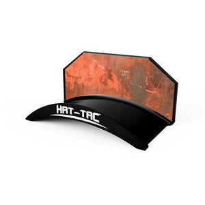 Rustic Collection  Orange Rust / Individual hat-tac.myshopify.com