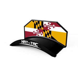 State Flag Collections  Maryland / Individual hat-tac.myshopify.com