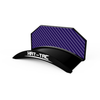 Carbon Fiber Collection  Purple / Individual hat-tac.myshopify.com