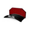 Carbon Fiber Collection  Red / Individual hat-tac.myshopify.com