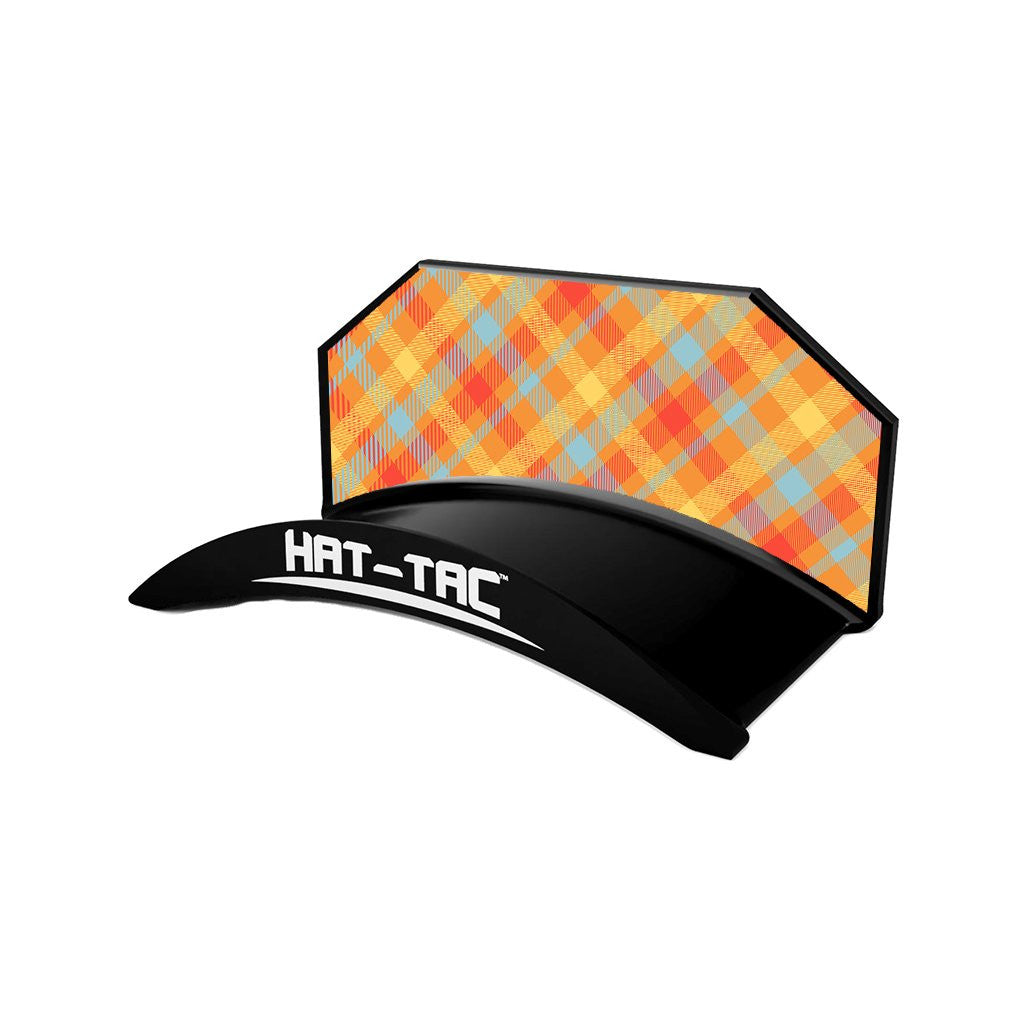 Tartan Collection  Yellow & Red / Individual hat-tac.myshopify.com