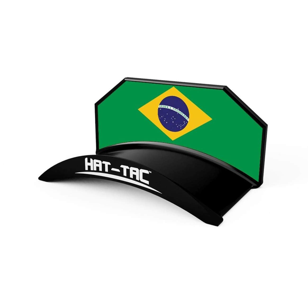 Flags Of The World Collection  Brazil / Pack of 4 hat-tac.myshopify.com