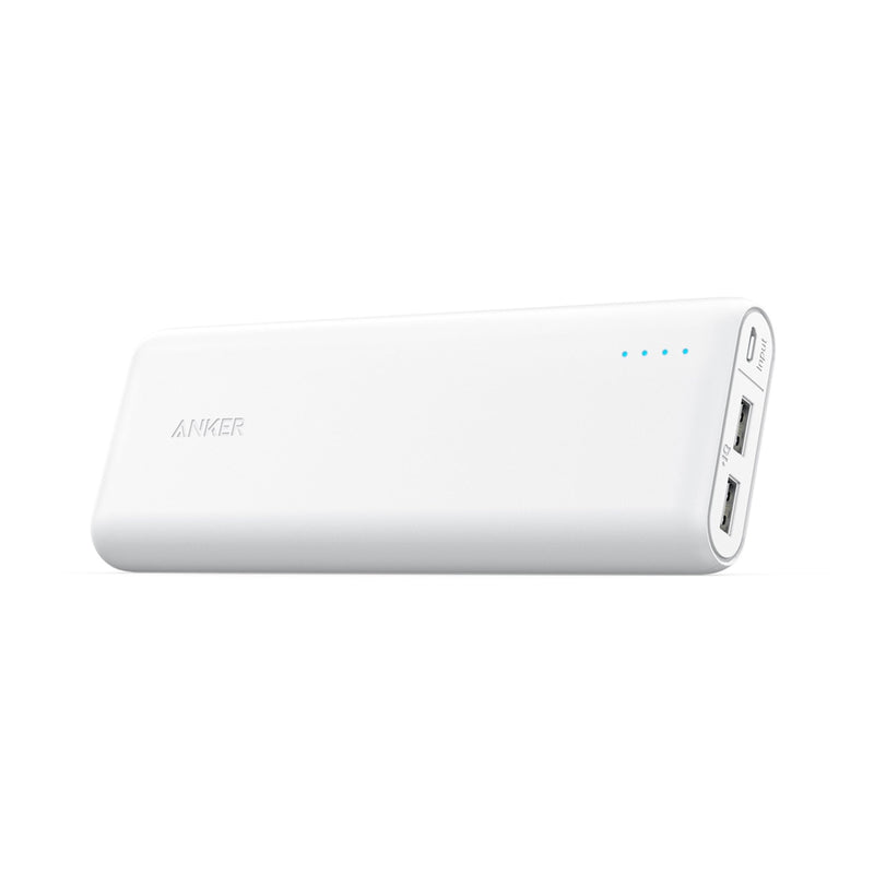 ANKER POWERCORE EXTERNAL BATTERY 20100mAh(WHITE)