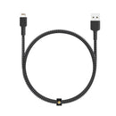 AUKEY BRAIDED NYLON MFI LIGHTNING CABLE 1.2 METER CB-AL1