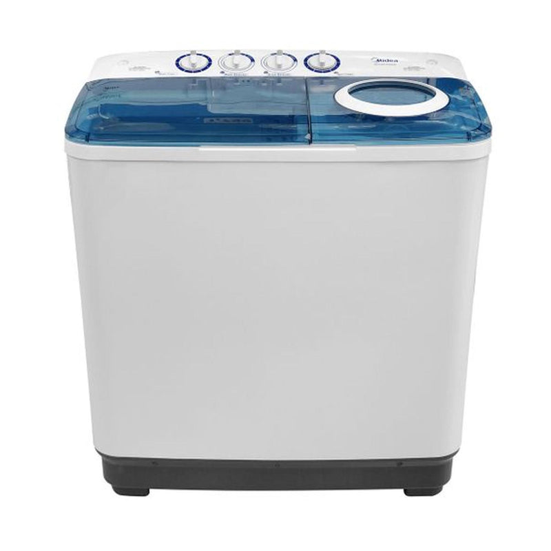 MIDEA TWIN TUB WASHING MACHINE MTE80P502S