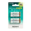 SONY RECHARGABLE BATTERY NH-AAAB4K/N (AAA)