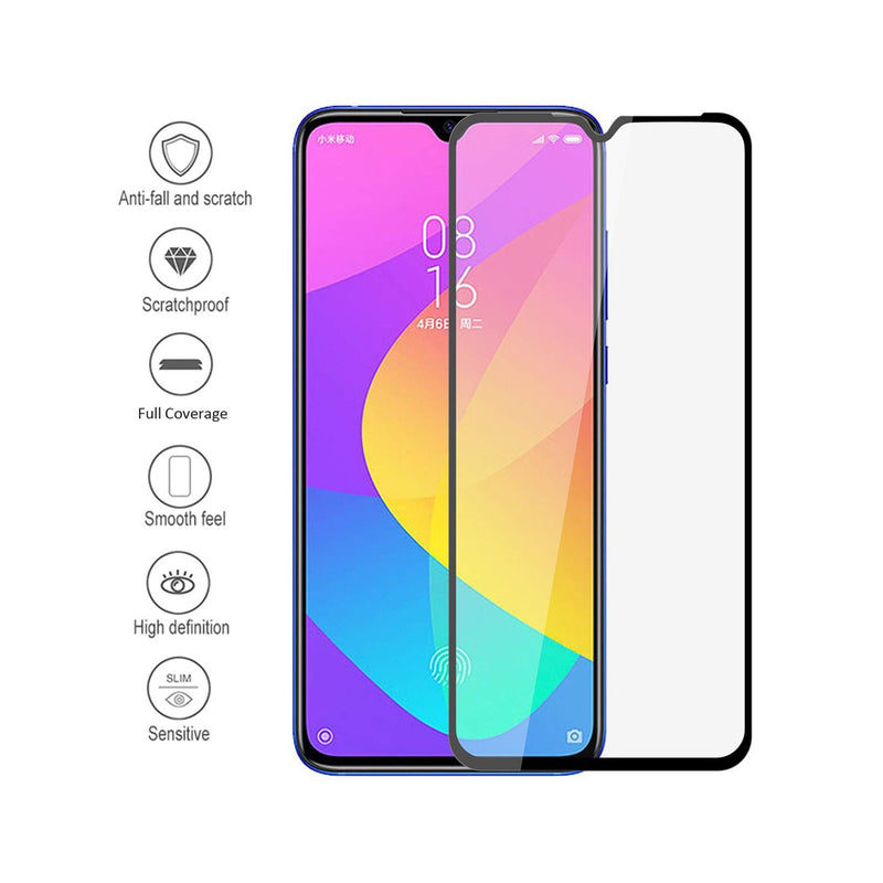 XIAOMI A3 TEMPER GLASS