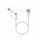 XIAOMI MI 2 IN 1 USB CABLE  (MICRO TO TYPE-C) 100CM