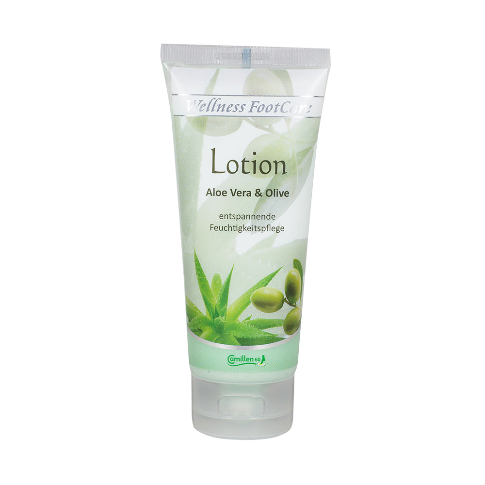 Aloe Olive Lotion