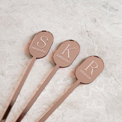 Drink Stirrers - Oval