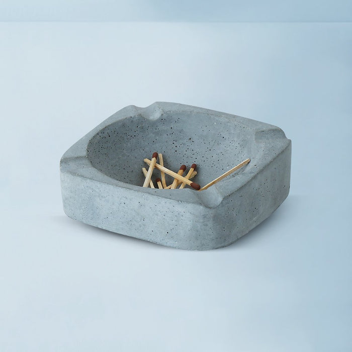 Asbak Concrete Ashtray