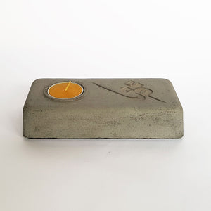 Concrete Brick T-Light