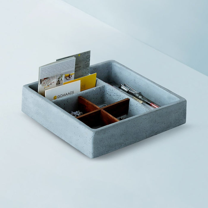 Mesa Stuco Stationary Tray