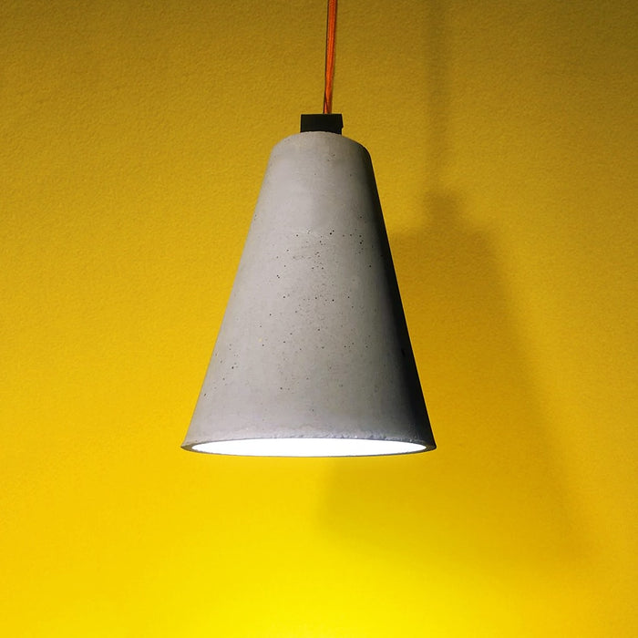 Licon 02 Concrete Ceiling Lamp
