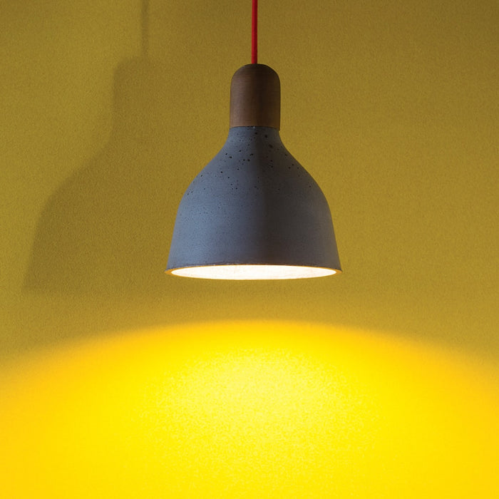 Concrete Licon 01 Ceiling Lamp