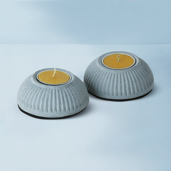 Set of 2 Indilight Candle Holders