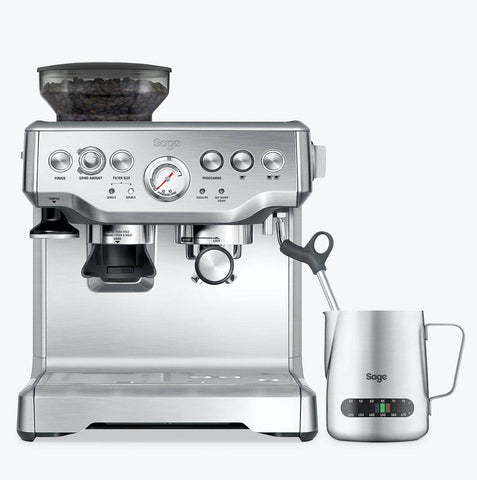 Barista Express - All In One Home Coffee Machine by Sage