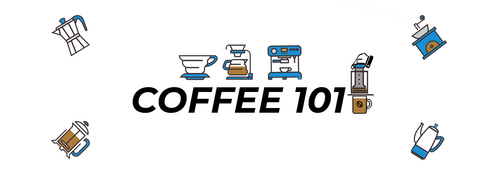 Coffee 101 - A comprehensive guide to all thing coffee