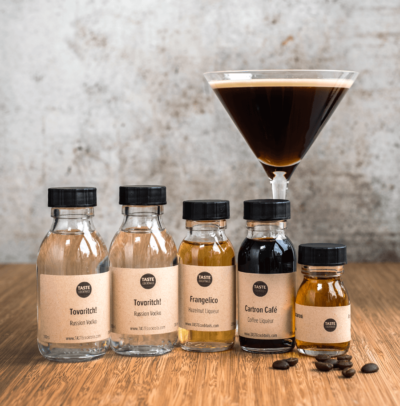 Espresso Martini Cocktail Kit - All Alcohol included