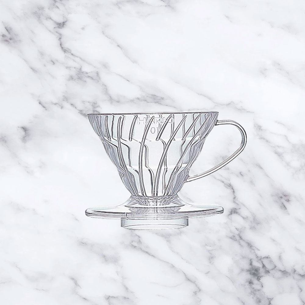 V SHAPED COFFEE FILTER - V60 HARIO
