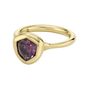 Sacred Shade Ring featuring a Pink Spinel