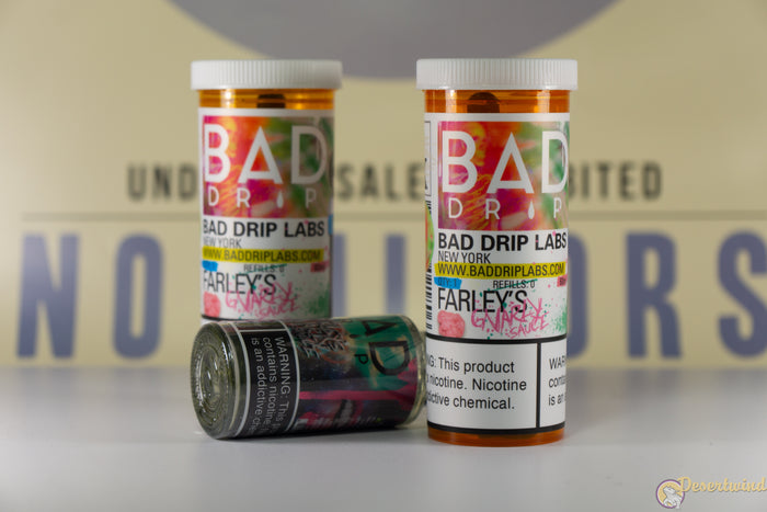 BAD DRIPS - Farley's Gnarly Sauce