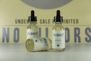 NAKED 100 E-LIQUID - Azul Berries