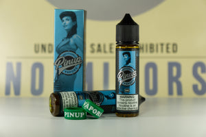 PINUP VAPORS - Betty Chilled
