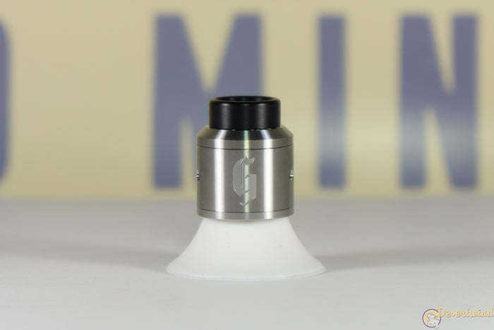 528 CUSTOMS - GOON 25mm Stainless Steel