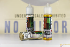 TWIST E-LIQUIDS - Tropical Pucker Punch